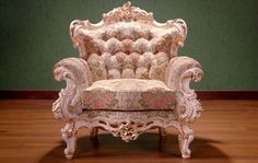 rococo decor/images | Frenchbedroomfurniture on Luxury Rococo Style Antique Wood Bedroom ...