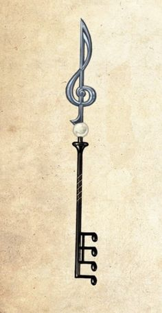 The Music Box Key is one of the Keys. The Music Box Key and associated music box was used against the Locke children during February and during Tyler Locke's final confrontation with Dodge. Key Drawings, Cool Art Drawings, Compass Tattoo, Tattoo Key, Disney Key Tattoo, Antique Key Tattoos, Small Key Tattoos, Tattoo Musica, Key Tattoo Designs