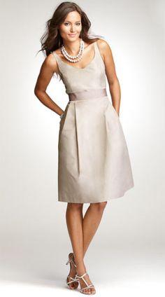 Ann Taylor Bridesmaids Dresses