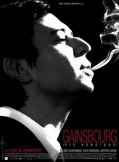 Good musical journey from the 60s to the 80s: #Gainsbourg: A Heroic Life by Joann Sfar, 2010 (NR)