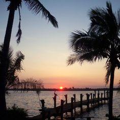 Siesta Key Sunrise 6/28/12. Taken by Charlie Garrett. Tropical storm Debby is finally gone.