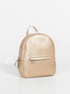 Mozart Backpack, Golden