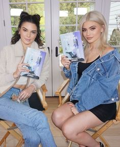 kylie jenner, kendall jenner, and girl image