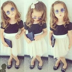 My future daughter will dress like this