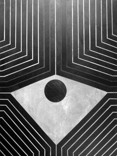 Frank Stella / Sacred Geometry
