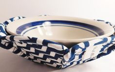 Microwave Bowl Cozy  Microwave Bowl Cozy Pot by belairevillage