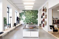 Qwstion store by Christian Kaegi Vienna Austria