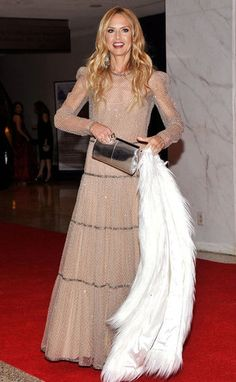 Rachel Zoe in Valentino, White House Correspondents Dinner Armani Prive, Rachel Zoe, Alexander Mcqueen, White House Correspondents Dinner, Dior, Dress Vestidos, Valentino, Nicole Richie, Gowns With Sleeves