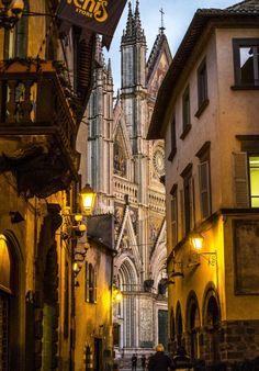 Orvieto, Umbrië, #Italië, www.glamping-vakanties.nl