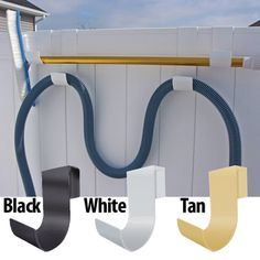 Fence Hooks - #Organize Your Pool Area, Deck, or #Backyard!