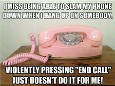 Slam that phone