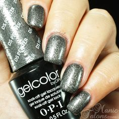 Damen und Makeup OPI GelColor DS Pewter Laminate Flooring – a good floor choice Until quite re Opi Gel Nails, Opi Gel Polish, Opi Nail Colors, Pretty Nail Colors, Gel Manicure, Manicures, No Chip Nails, Nails Only, Gel Color