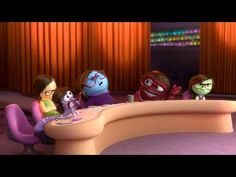 INSIDE OUT Teaser Trailer 2: The Emotions Take Over In Pixar's Most Inventive Movie | Swiftfilm