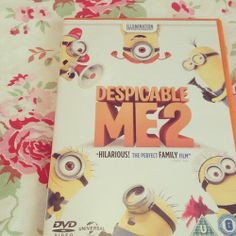Despicable Me 2 ♡ best movie ever!