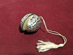 Victorian Thread Waxer Sterling Silver- I want to make one!