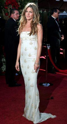 Jennifer Aniston & Brad Pitt - Emmy Awards 2004