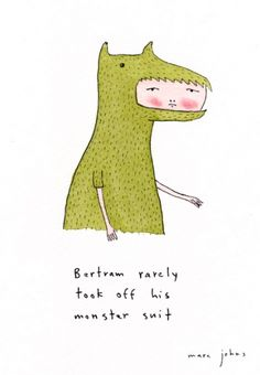 I love Marc Johns' illustrations. Follow his blog at http://www.marcjohns.com/blog/