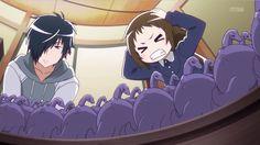 Mikakunin de Shinkoukei / Engaged to the Unidentified - Mashiro x Nessie