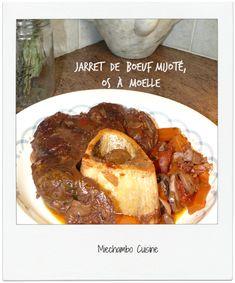 Jarret de Boeuf Mijoté avec des os à Moelle Meat Love, Gordon Ramsay, Pork, Beef, Chicken, Cooking, Midi, Minute, Healthy Dinners