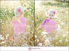 Great tips for photographing toddlers. Just in time for Madison's 18 month pictures!
