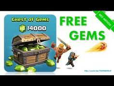 If You Love Clash Of Clans, & need gems, Check out this site!