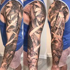 Koi fish Tattoo 47