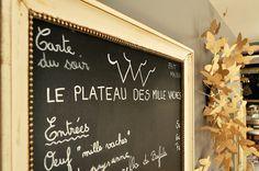 restaurant le Plateau des Mille Vaches à Montreuil