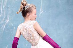 Modern Winter Wedding Dresses | Wedding Dresses | Brides.com : Brides