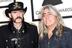 mikkey dee and Lemmy