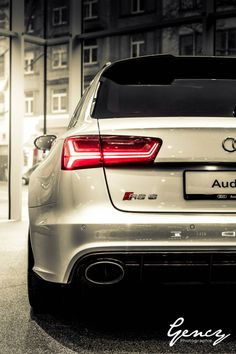 RS6 by Gency-Photography.