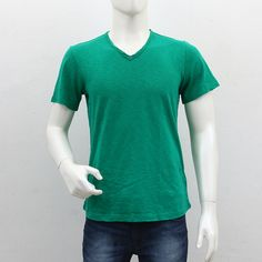 United Colors of Benetton – Green V Neck T Shirt Benetton, Shopping Sites, Men's Collection, Outlets, Cool Style, V Neck T Shirt, Break Outs, Style Fashion