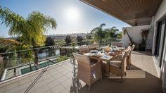 Villa with pool to rent in Lagos - Meia Praia