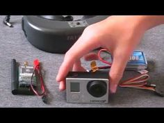 How to use a Gopro for FPV Camera Dynamic Range, Cmos Sensor, Sensitivity, Gopro, Airplanes, Action, Technology, Tech, Planes