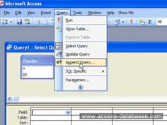 inventory management access database