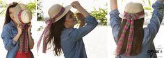 Palarie din hartie (100% paper) crem inchis decorata cu accesorii handmade din material crosetat colorat si funda. Palaria are un design deosebit si poate fi asortata la mai multe tinute de vara. Palaria este alegerea perfecta pentru plimbarile pe timpul zilelor calduroase de vara sau pentru a sta la plaja si avea un look chic. Palaria este racoroasa si te protejeaza de soarele arzator. Dimensiunea palariei este medie de aproximativ 56 de cm si se potriveste pe o marime medie a capului…