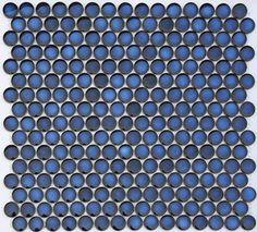 7 best blue penny tile ideas penny