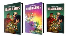 A book that explores how modern, popular games were created by interviewing the designers.
