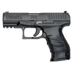 Walther PPQ 9mm. There is something sexy about this gun