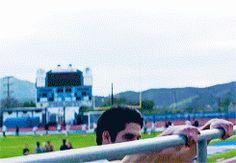 Tyler Posey in Halseys 'Colors' music video