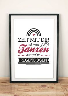 poster zeit mit dir traum pdf geschenke f r den. Black Bedroom Furniture Sets. Home Design Ideas