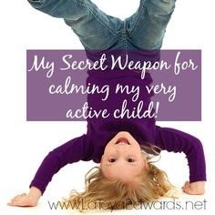 Do you have a very active child? I have two! I have found a secret weapon that helps my ADHD kid calm down and focus on his work during the day and sleep well at night. This is definitely a  must have for special needs moms.