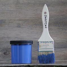 Vintage Paint-Cobalt