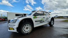 Ready To Rumble, Rally, Sweden, Twitter