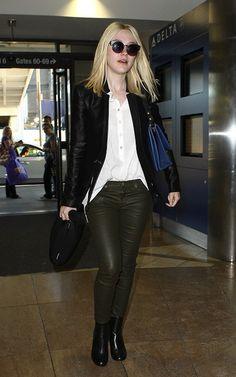 Dakota Fanning | Celebrity Style