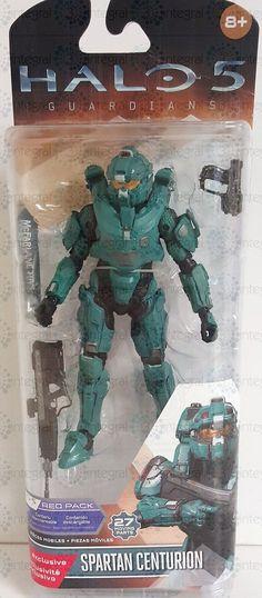 Halo 5 Guardians Spartan Centurion Exclusive McFarlane Toys Figure 2015