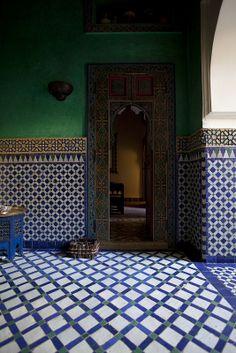 Riad Kaïss, Marrakech.