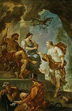 Hades and Persephone Mythology