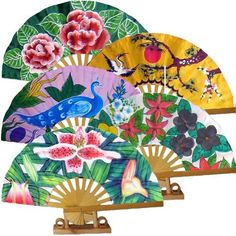 5 Hand Fan Decorator Set (Limited Edition)