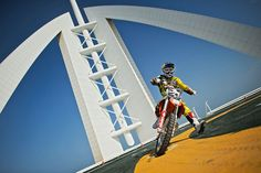 Red Bill X-Fighters in Dubai