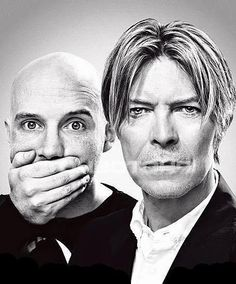 Moby and Bowie